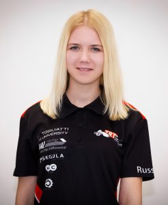 Олеся Шерстобитова